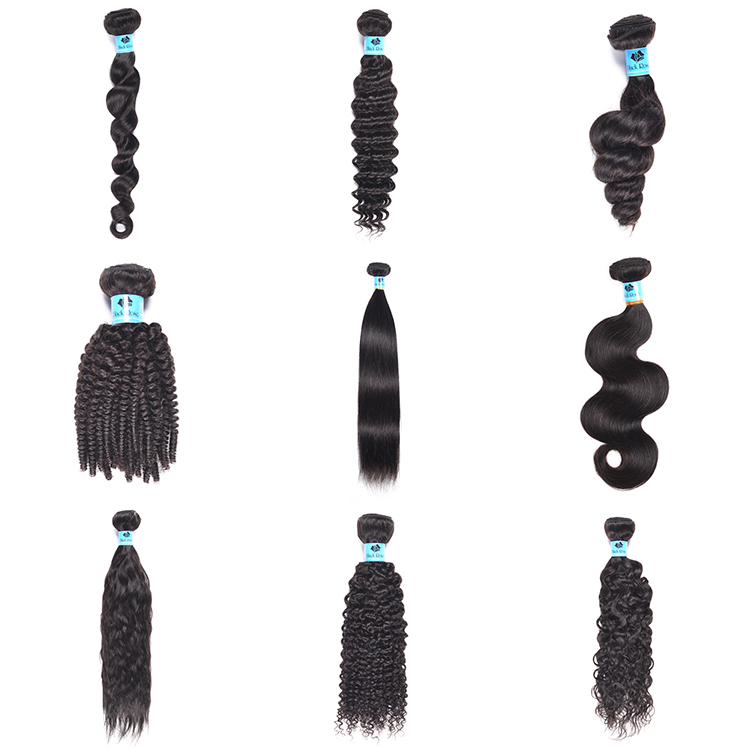 Free Sample Wholesale Natural Double Drawn Remy Human Hair Weave Bundles Vendors Raw Cheap Virgin Cuticle Aligned Brazilian Hair, Natural black color;can be dyed and permed and bleached