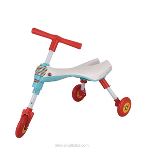 Combination price Folding Children Trike cock Toddler 3-Wheel Safe cock