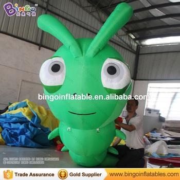 Humor Decoration Inflatable Animal Worm Larva Shrimp Decorations