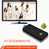 RK3229 tv stick with Android 5.1 4K WiFi TV Box with bluetooth remote control