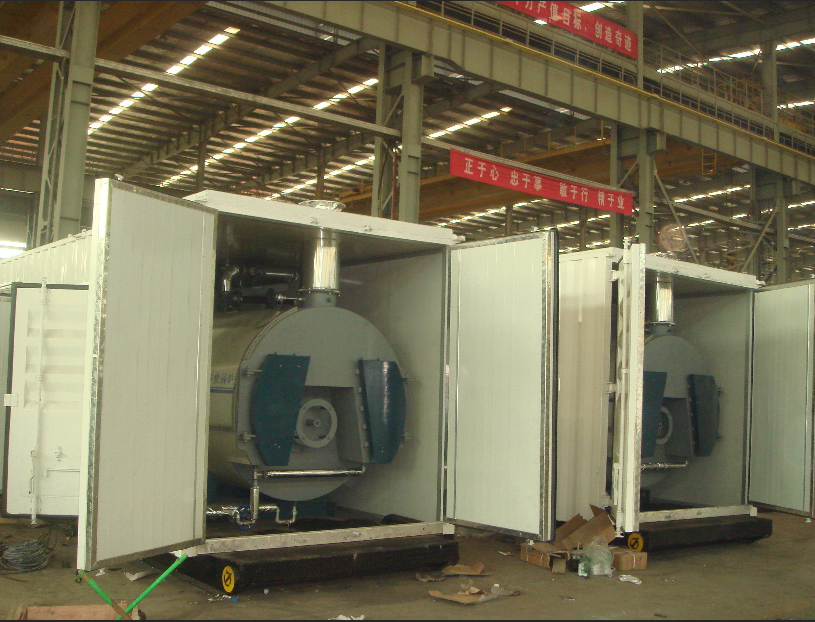 China Mobile Steam Boiler Manufacturing Companies Dealer Cheap Supplier