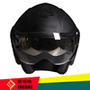 Customized best selling half face motorcycle helmets