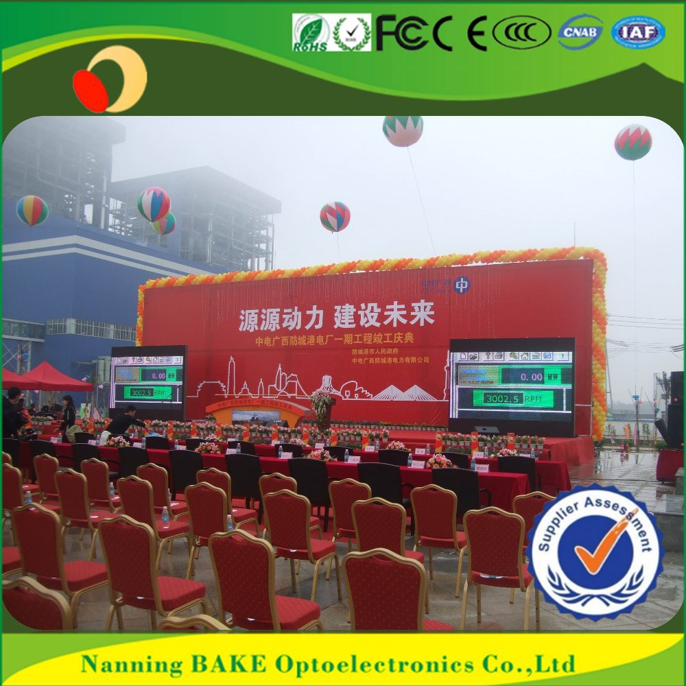 P6P7 outdoor smd billboard truck mobile advertising led display