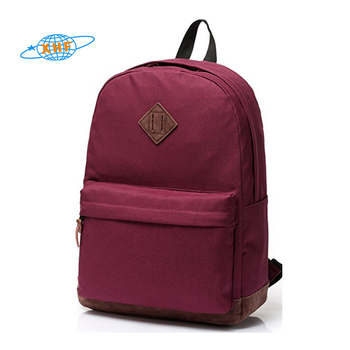 China New 2018 Fashion College Bags Backpack For Girls Buy Fashion