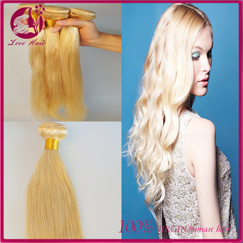 Top quality cheap straight hair weave sew in human hair extensions top quality cheap straight hair weave sew in human hair extensions blonde european hair pmusecretfo Images