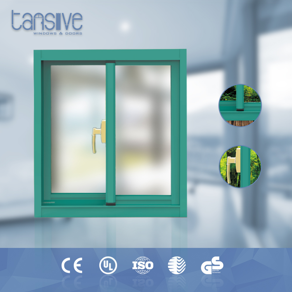 tansive construction double glazed The first kind aluminium windows