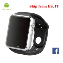 Bluetooth smart watch W8 WristWatch MTK6261D sport Pedometer sim card Smartwatch for Android Smartphone