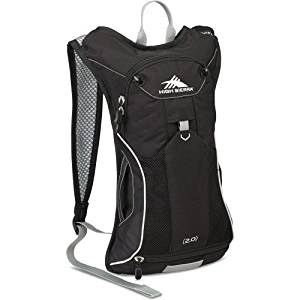 High Sierra Classic 2 Series Propel 70 oz. Hydration Pack, Black/Silver, 70 OZ.