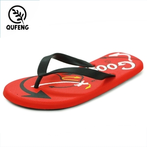 Latest Factory Direct Discount Custom Logo Eva Rubber Flip Flop Slipper Wholesale From China