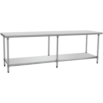 Cosbao Industrial Kitchen Table Stainless Steel Factory Work Table - Industrial kitchen table stainless steel