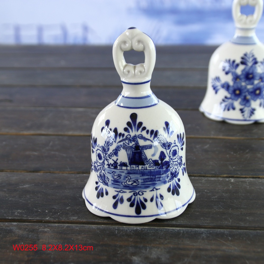 Delft Bell Durable In Use Art Pottery Pottery & Glass