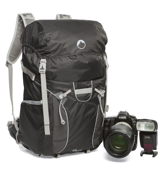 Lowepro Photo Sport Pro 30L AW outdoor SLR camera bag shoulders