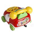 1Pc Baby Toys Music Cartoon Phone Educational Developmental Kids Toy Gift New A18187