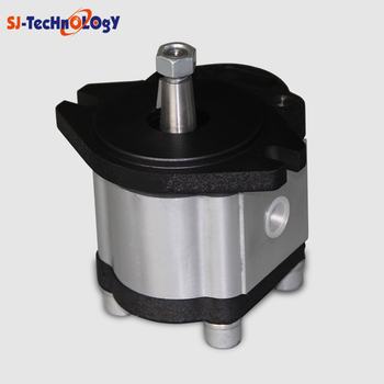 Group 2 Hydraulic Comercial Rotary Gear Oil Pump With Sae Straight Key Sae  A Front Flange - Buy Commercial Gear Pump,Group 2 Pump,Sae A Front Flange