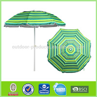 High quality Cheap price Sun and rain Aluminum Straight market umbrella