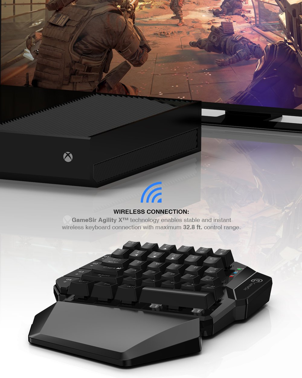 Keyboard And Mouse Console