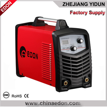 double voltage 220/380V DC MMA Inverter welding machine
