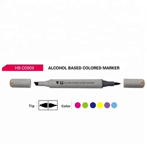 Alcohol Base Finecolour Sketch Marker Pen Sketch Set Artist Necessary Artkwork /Refillable Markers and Replaceable Nibs
