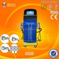 IHM9 Multifunction LED Vibrating Plate vacuum massage slimming machine(CE/Factory)