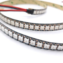 Multi color SK6812 ws2812b SMD5050 RGB IP65/68 Flexible Waterproof LED Strip Light