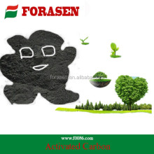 Wood powder activated carbon for environment protect