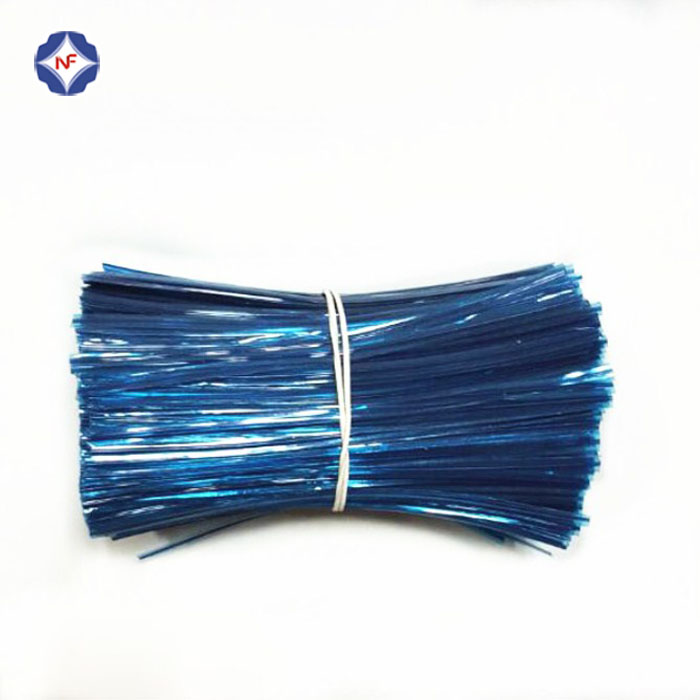 Hot Selling Plastic Without Metal Wire Twist Ties For Food Packaging ...