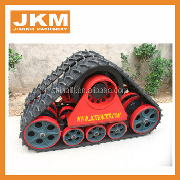 Atv Suv Rubber Track System Convert System For Sale Buy