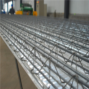manufacturer price building use steel bar truss deck easy installation for construction f