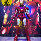 Cool hollywood costume customized festival cosplay iron man suit helmet for sale