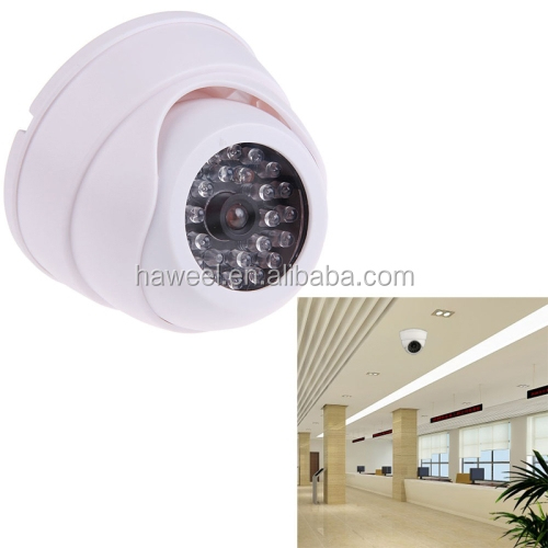 Realistic Looking Dummy Security CCTV Camera with Flashing Red LED 2017 High Definition Waterproof CCTV Camera