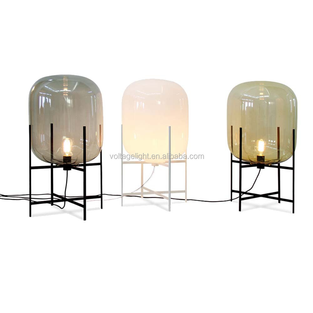 Decorative Glass Small Table