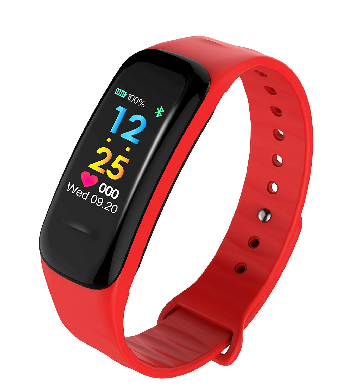 LS Smart Watch FitnessTracker,SmartBraceletforWomen FitnessTrackerWatch BluetoothSmartBracelet
