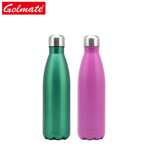 stainless steel 500ml student vacuum flask water bottle