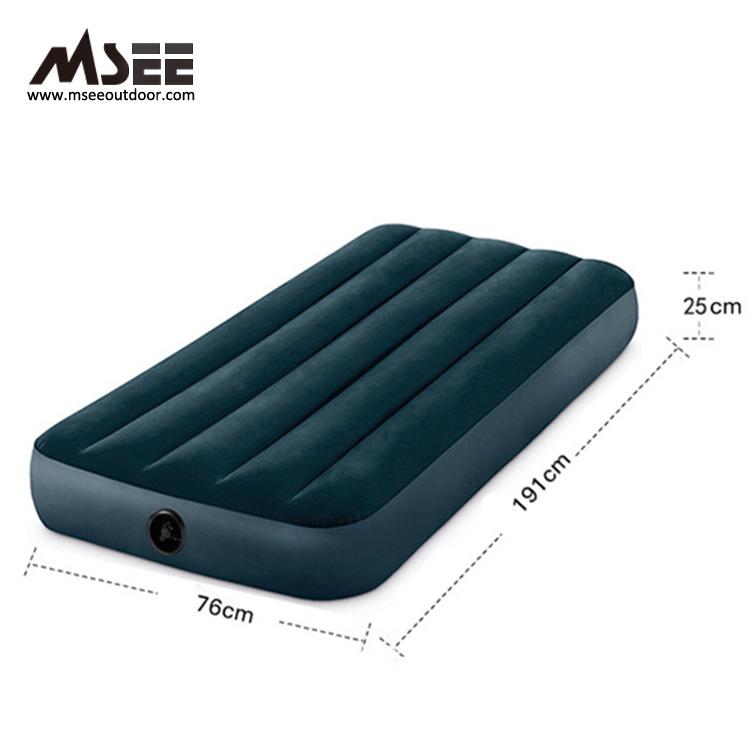 MSEE Thiết Kế Chân bọt biển inflatable đổ xô soundasleep giấc mơ loạt không khí thấp giảm cân nệm