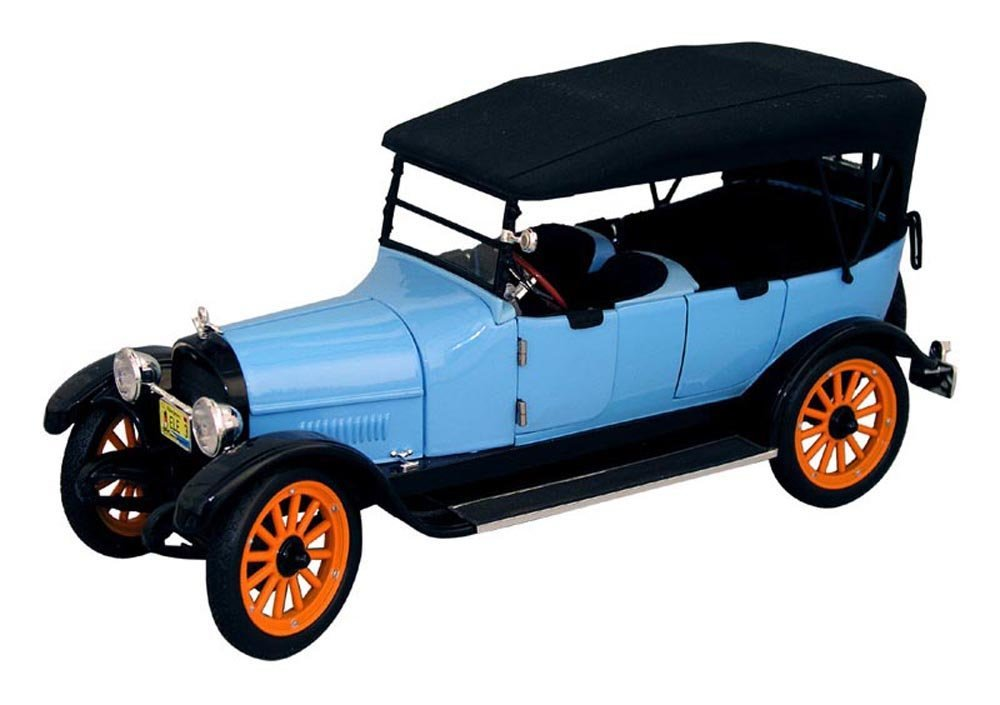 1917 Reo Touring Blue 1/32 by Signature Models 32305