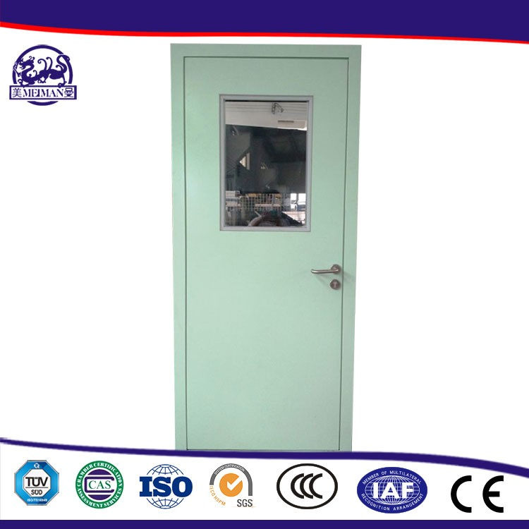 Commercial Double Steel Doors Exterior Wholesale Steel Door