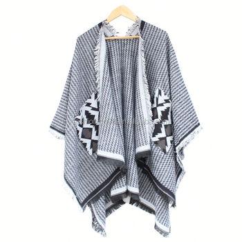 Wholesale New Beach Wear Kimono Poncho Low Price Women Net Blouse