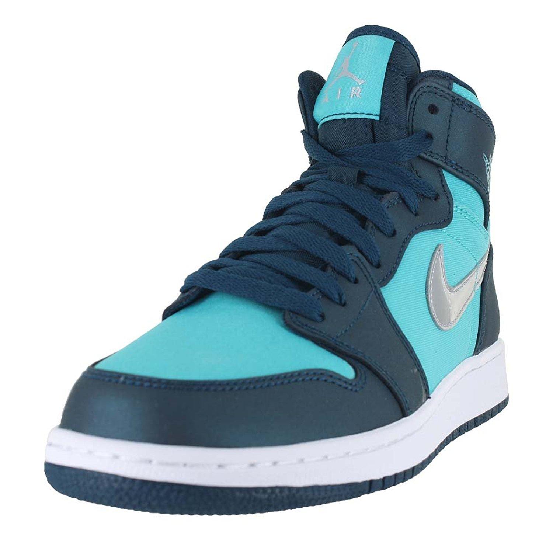 54df37d8ab595b Buy Nike Jordan Kids Air Jordan 1 Retro High Gg Hypr Jd Mtllc Slvr ...