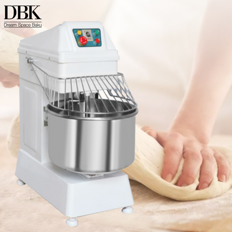 Industrial factory price pizza cake bread 50L flour mixing machine dough mixer
