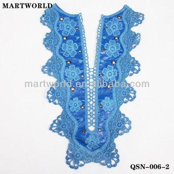 2014 Cotton Kurta Neck Designs For Ladies Suits(qsn-006-2) - Buy Neck  Designs For Ladies Suits,Kurta Neck Designs For Women,Neck Designs For  Salwar