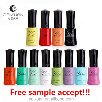 For Beauty Girls Cheap gel polish Nail Art set 132color bottles ...