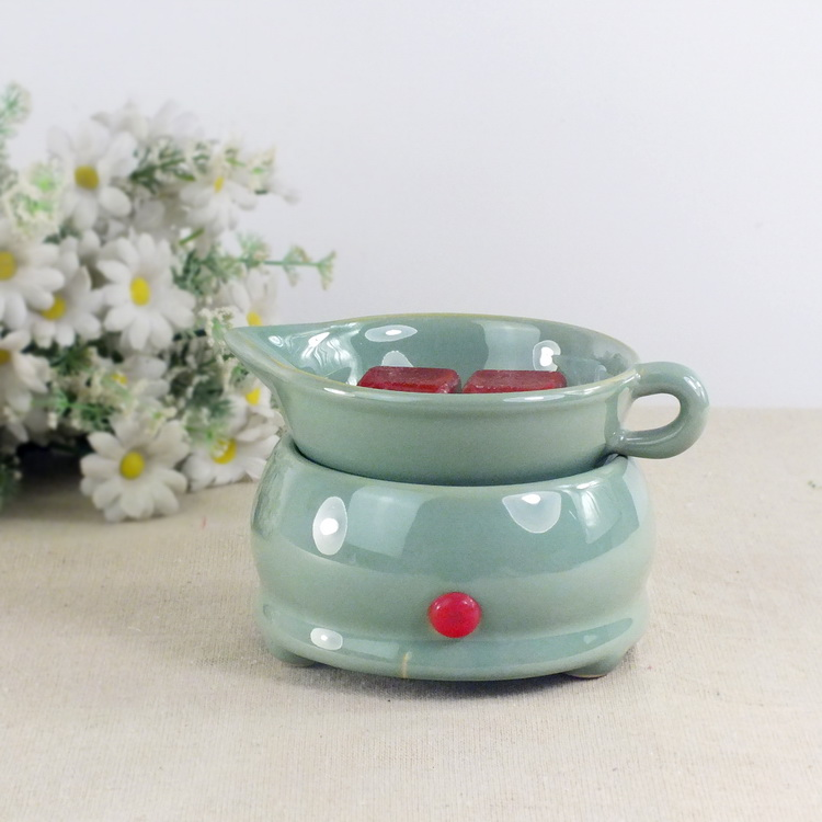Electric Ceramic Wax Melter Warmer with Low MOQ