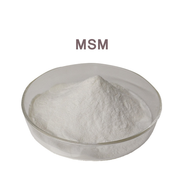 Hot Selling MSM Powder/Dimethyl Sulfone 98%99%