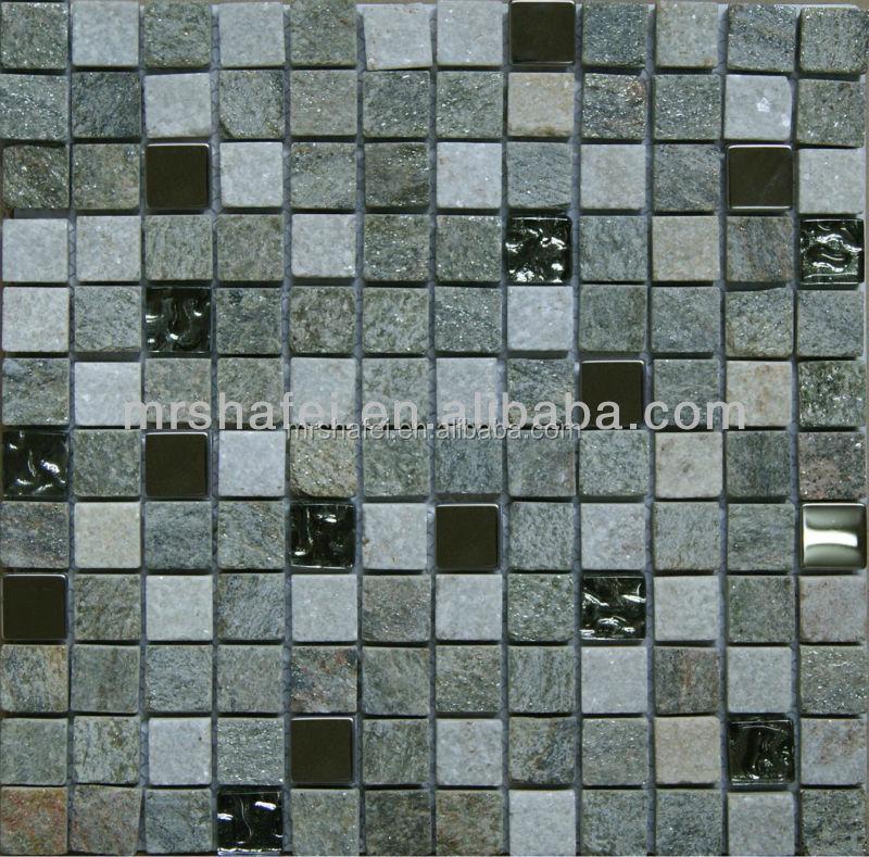 Mosaico para cocina revestimiento de piedra para el exterior ...
