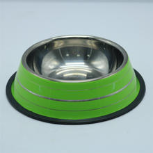 Quality products pet feeder supreme stainless steel dog bowl,water bottle