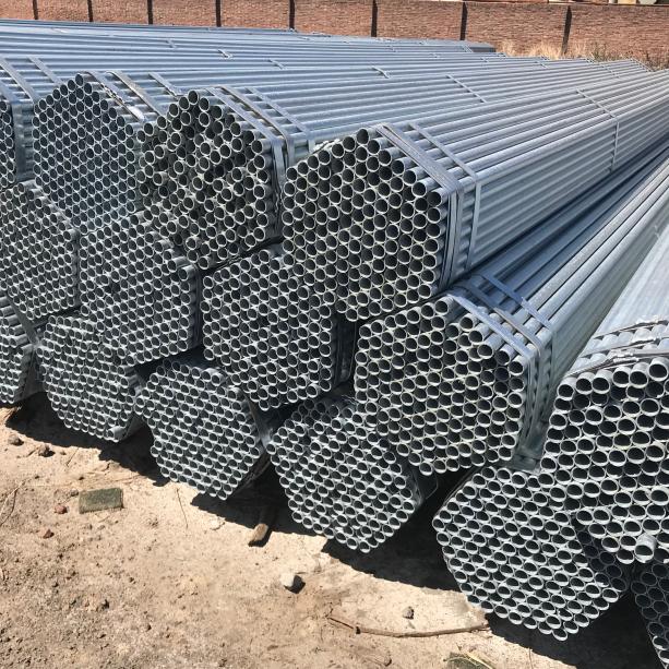 """Bs1387 q345 per mobili pre tubo di acciaio zincato sch40/sch60/sch80 prime standard in acciaio 1 """"gi tubo prezzo"""