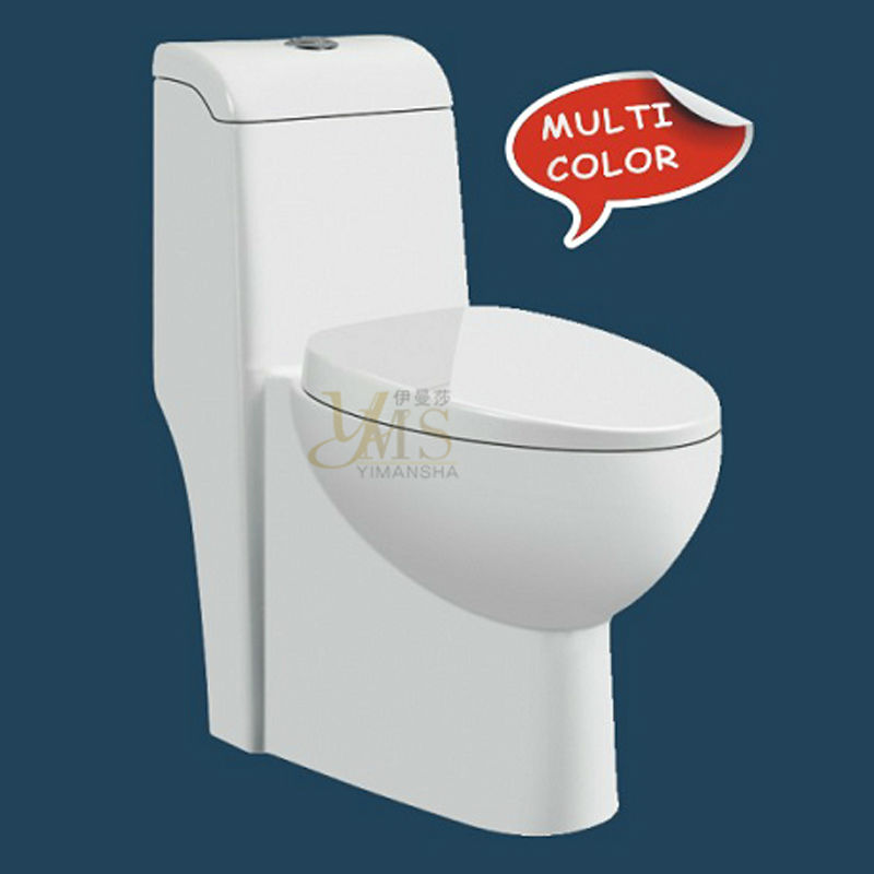 West Europe float valve one piece toilet