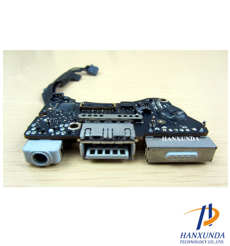 Wholesale 820-3213-A 2012 for MAB Air USB I/O Board A1465 PowerJack Board