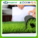 2016 new designing artificial lawn for football playground plastic fake grass covering