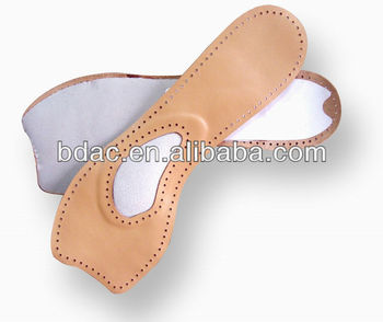 latex genuine leather insole leather insoles for shoes